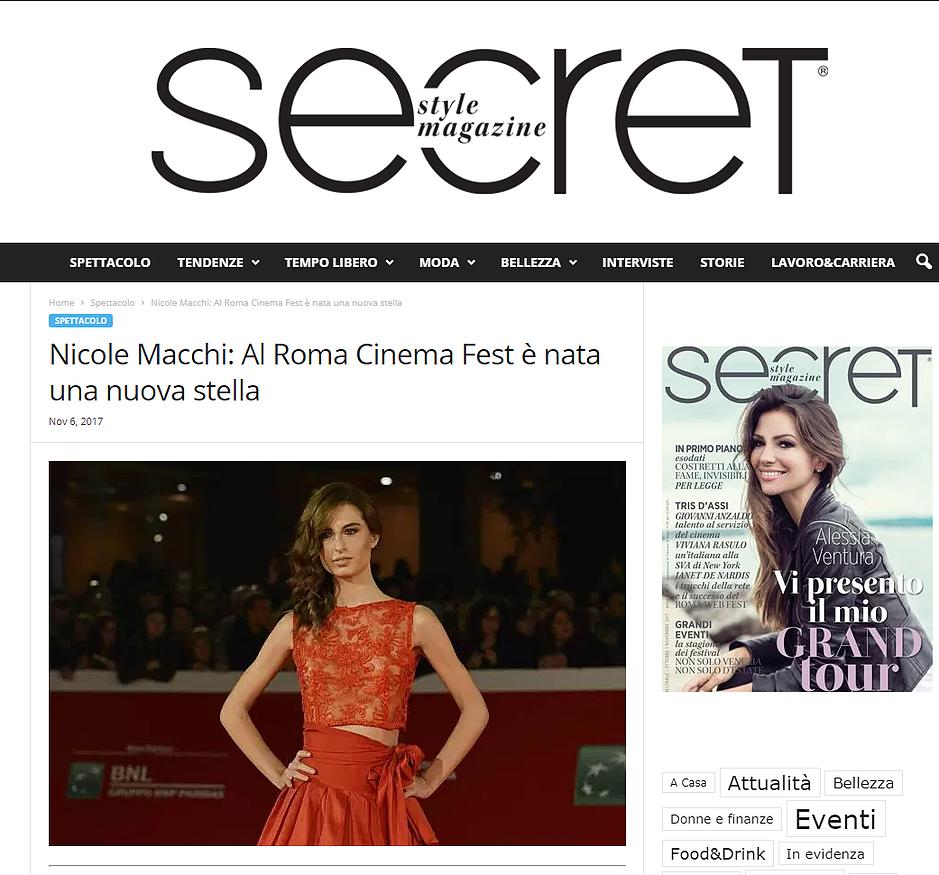 Secret Style Magazine